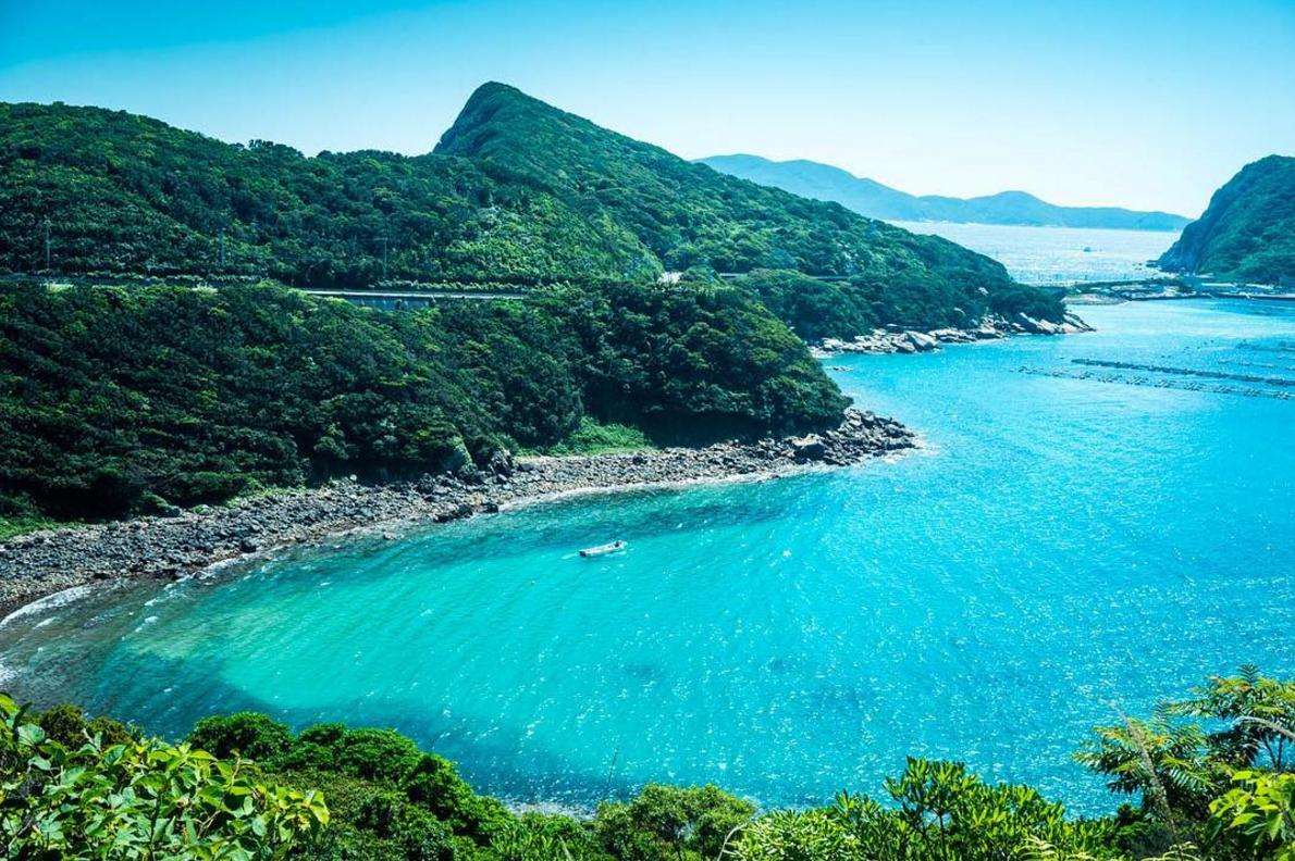 楽園のような絶景ビーチ『柏島』
