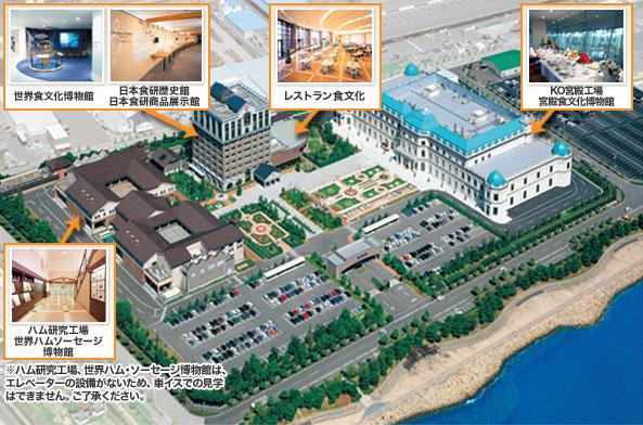 工場 宮殿 日本食 研